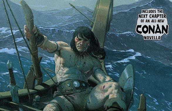"REVIEW: Beautiful Art, But Still Not ""Howard's"" Conan 