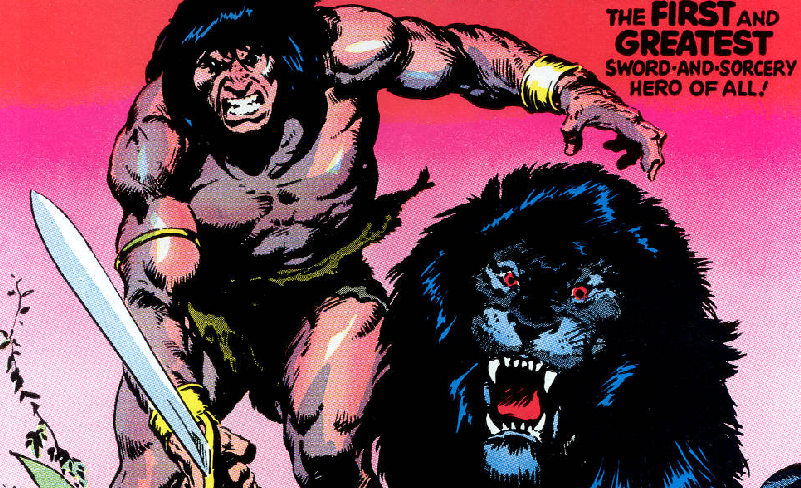 REVIEW: Blue Was the New Black in 1970s Comics | Paint