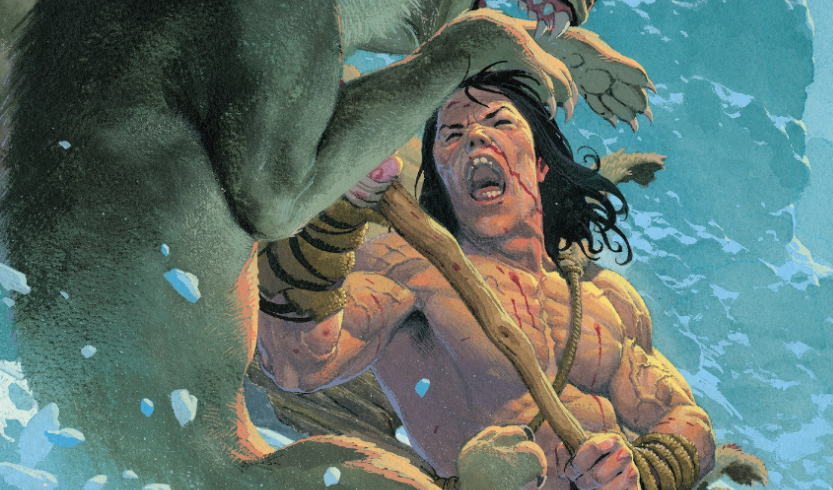 REVIEW: Esad Ribic's CtB: Exodus Not A Comic Book | Paint